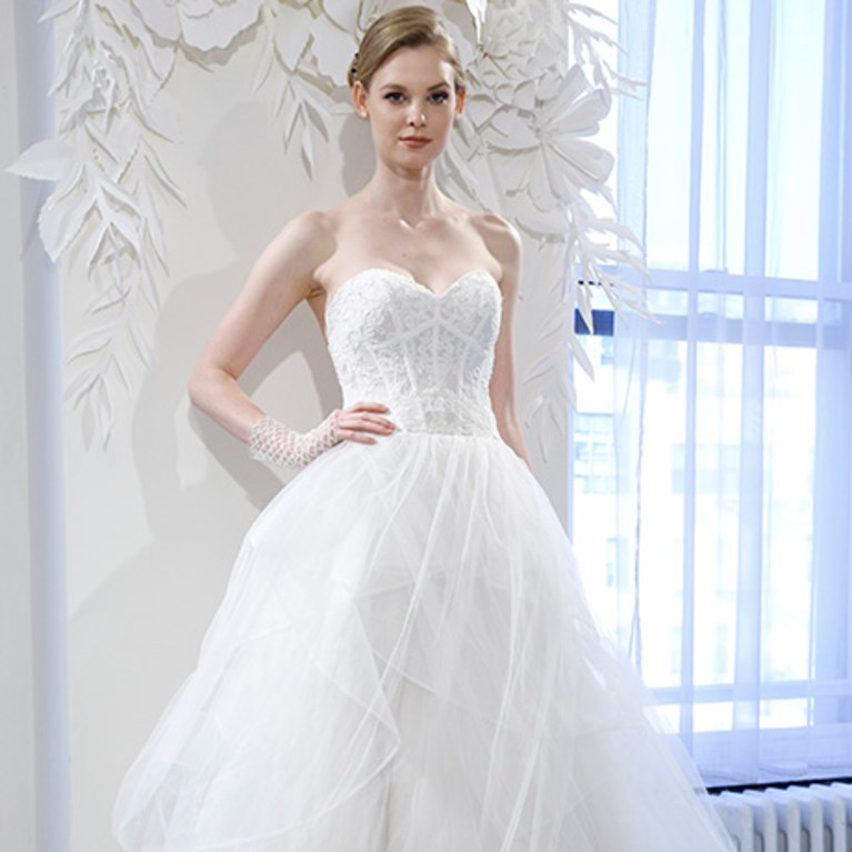Watters Wedding Gowns: Affordability Meets Name Brand Designer