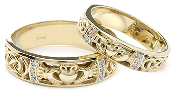 Men and Women's Wedding Bands Vary Drastically