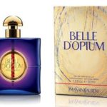 Perfumed water Belle d'Opium eau de Parfum from YSL – launched in August 2010