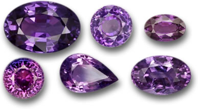 Precious stones – shades of luxury and chic