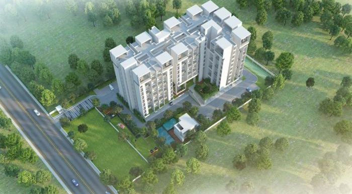 Invest in 1 BHK Flat in Pune Pacifica Reflections