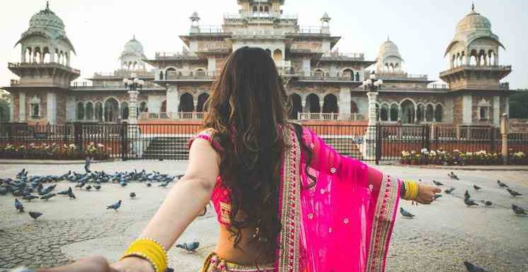 Places for a fairy-tale Pre Wedding Photo-shoot in Rajasthan