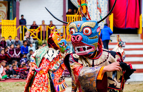Folk Dances and Music of Sikkim