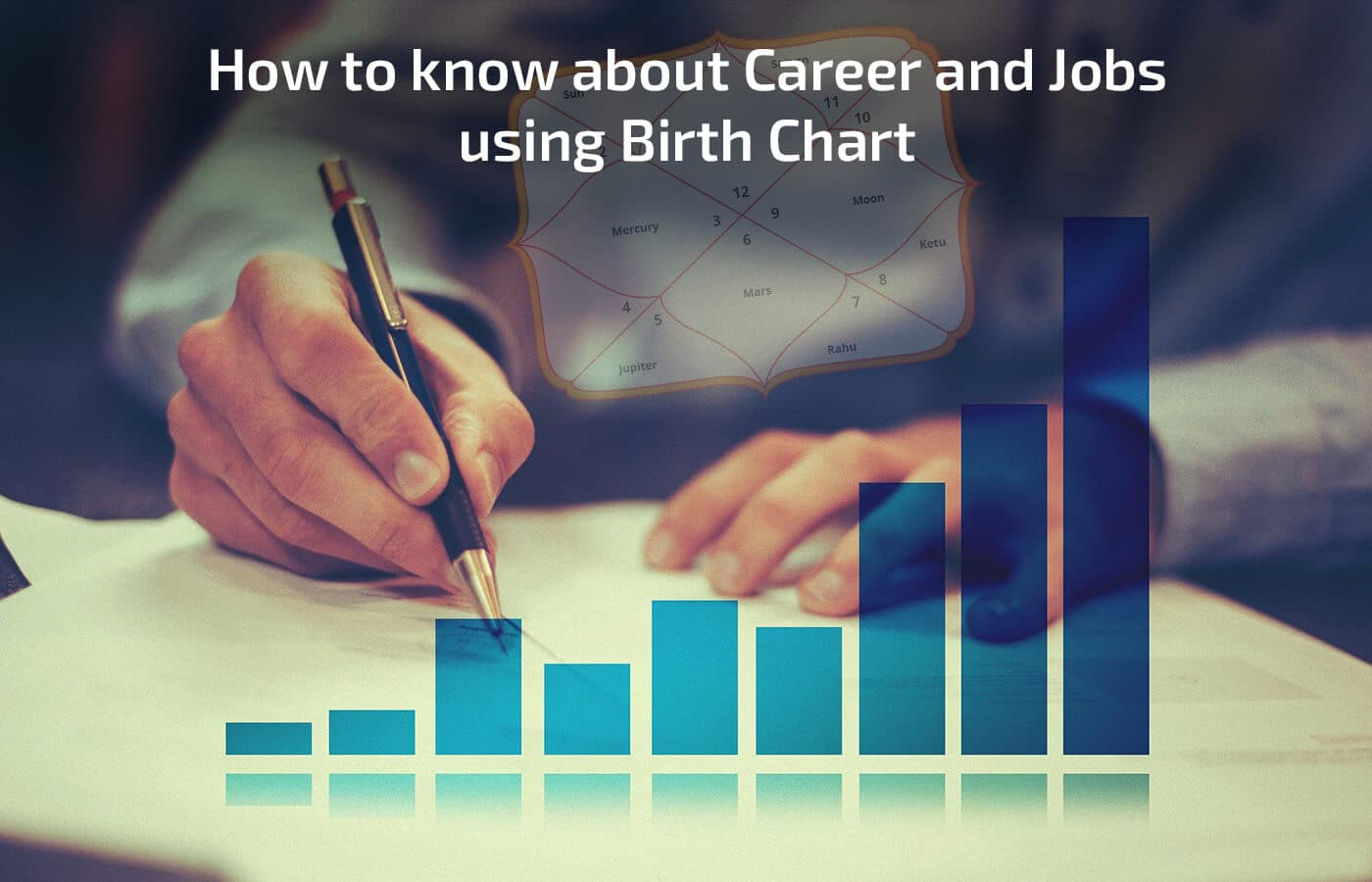 How to know about Career and Jobs using Birth chart