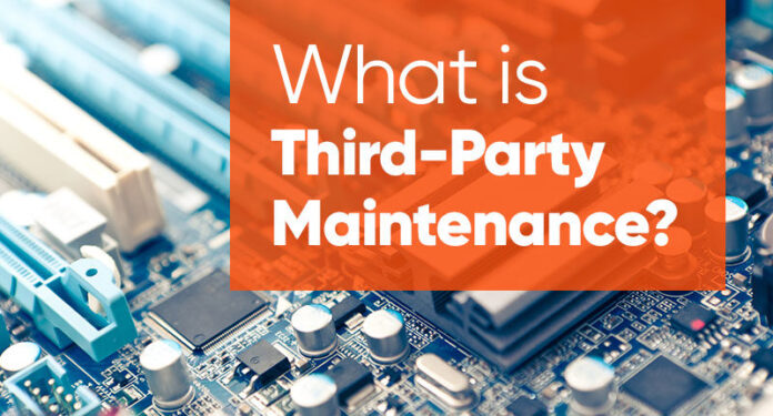 Third Party Maintenance